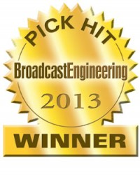 Apantac IP Multiviewer Wins Broadcast Engineering Pick Hit Award at IBC 2013