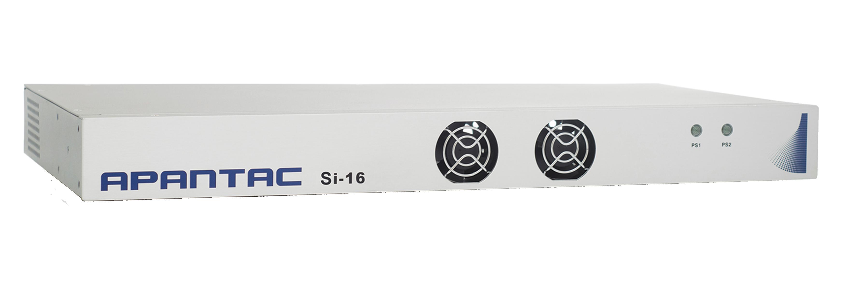 Apantac_Si-16_Video Over IP Multiviewer