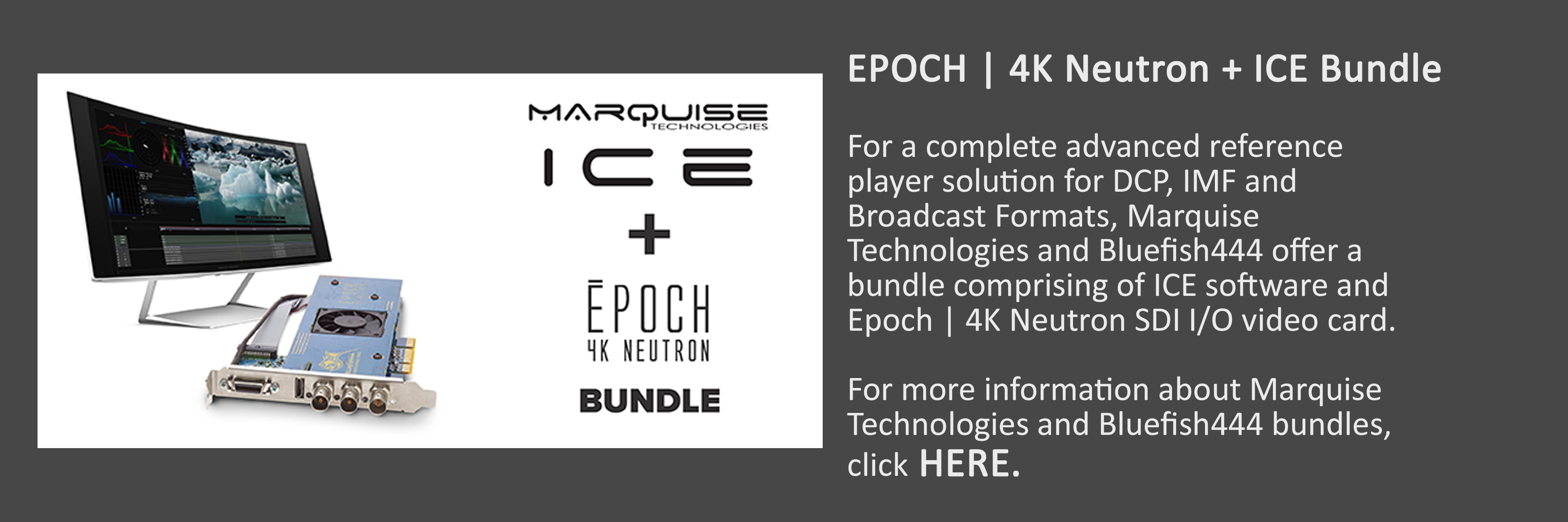Bluefish444_IBC 2017 News_Marquise technologies & Bluefish444 Bundle