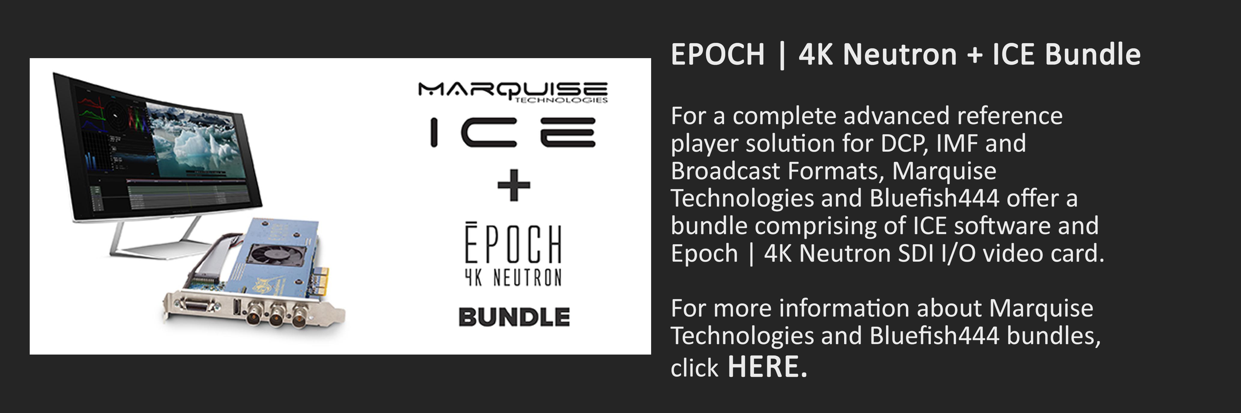Bluefish444_IBC 2017 News_Marquise technologies & Bluefish444 Bundle