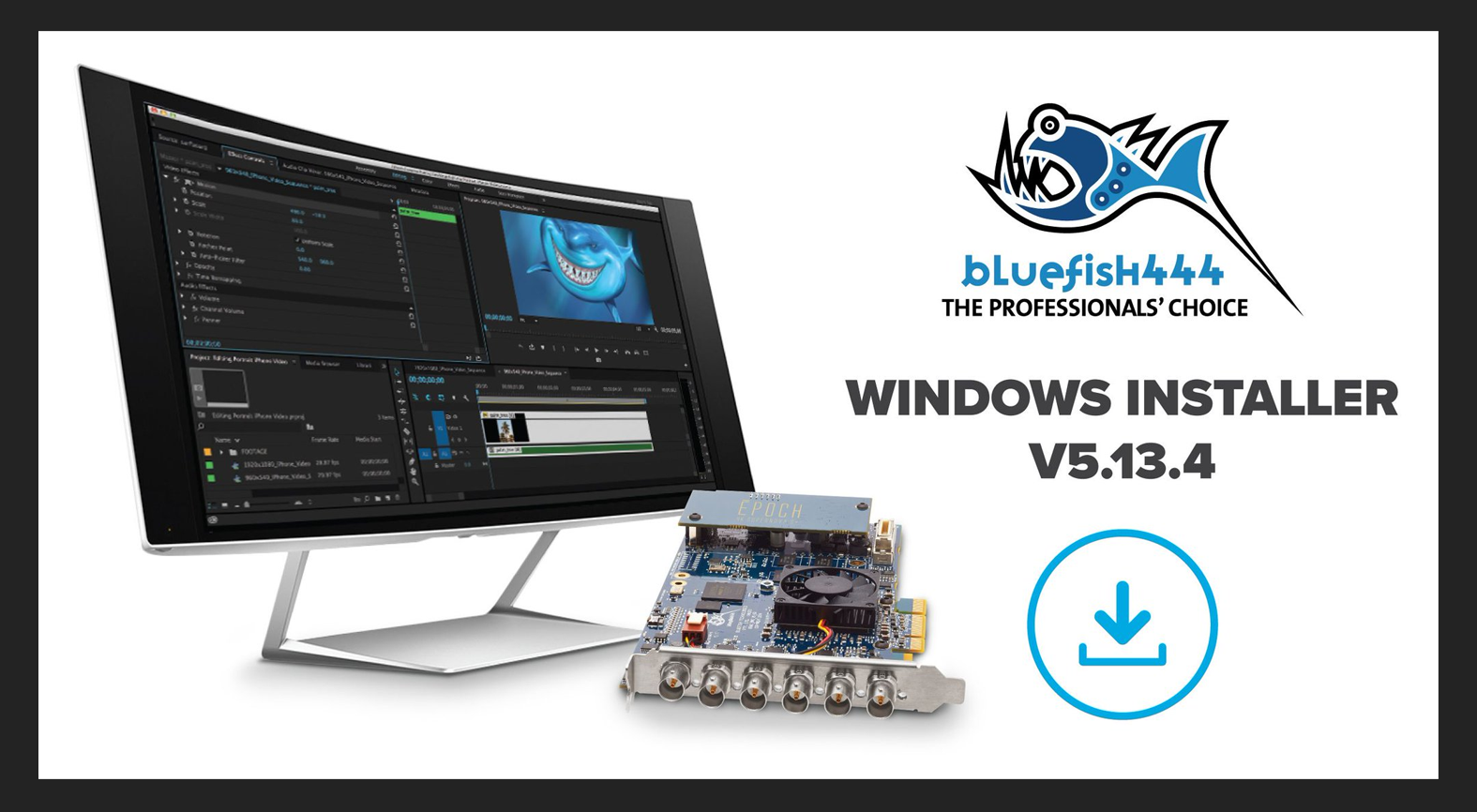 Bluefish444_Windows Installer For Epoch Range