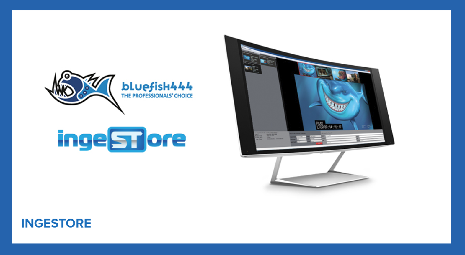 Bluefish444 and ingeSTore