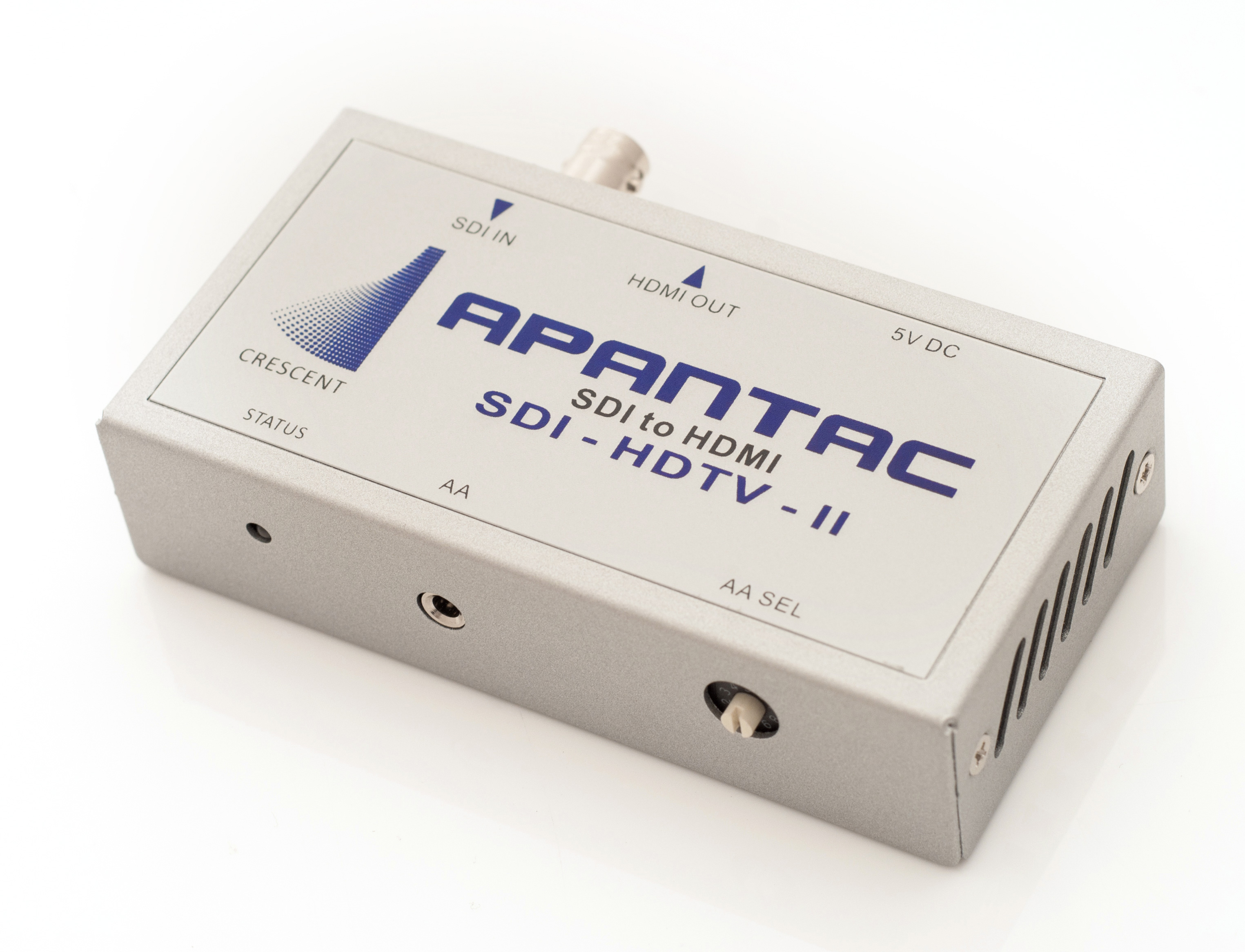 Apantac   | Simple SDI to HDMI/DVI Converter