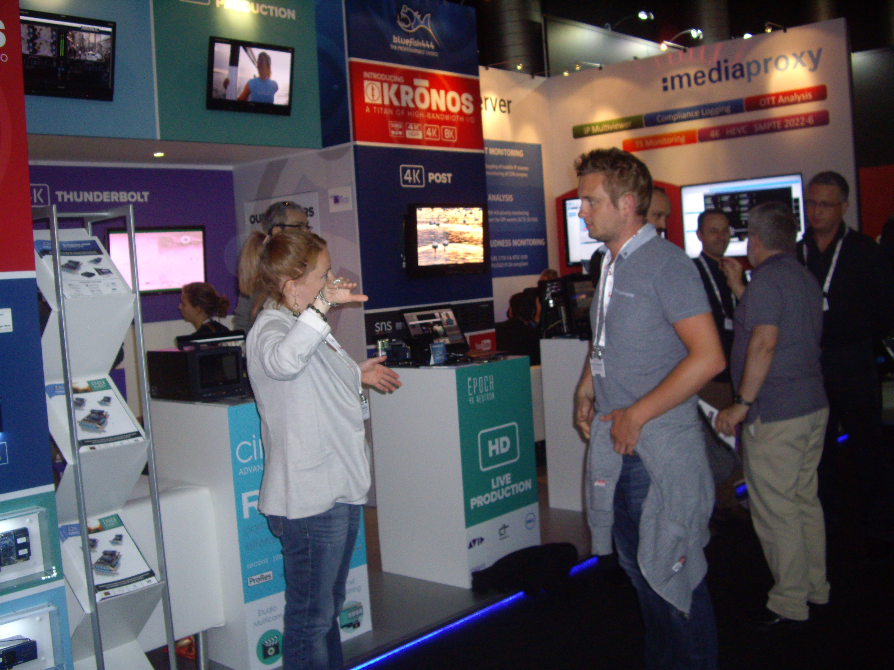 Bluefish444 Stand_IBC 2016