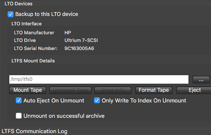 Imagine Products_PreRoll Post (Mac)_Format Tapes Screenshot
