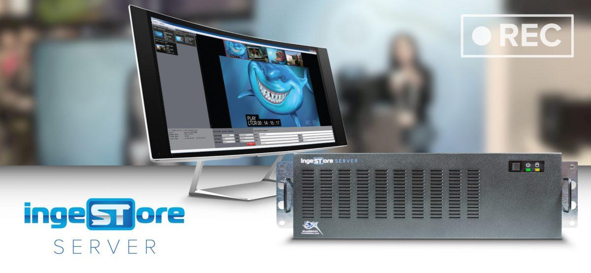 Bluefish444 IngeSTore Server 3G