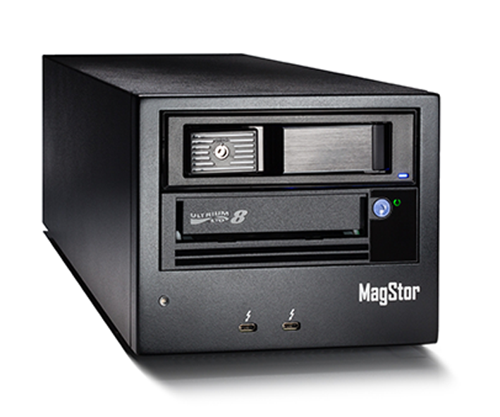 MagStor_LTO7 Thunderbolt 3_LTO Tape Drive_Single
