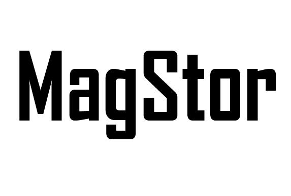 MagStor_Logo_TB3 LTO Tape Drive