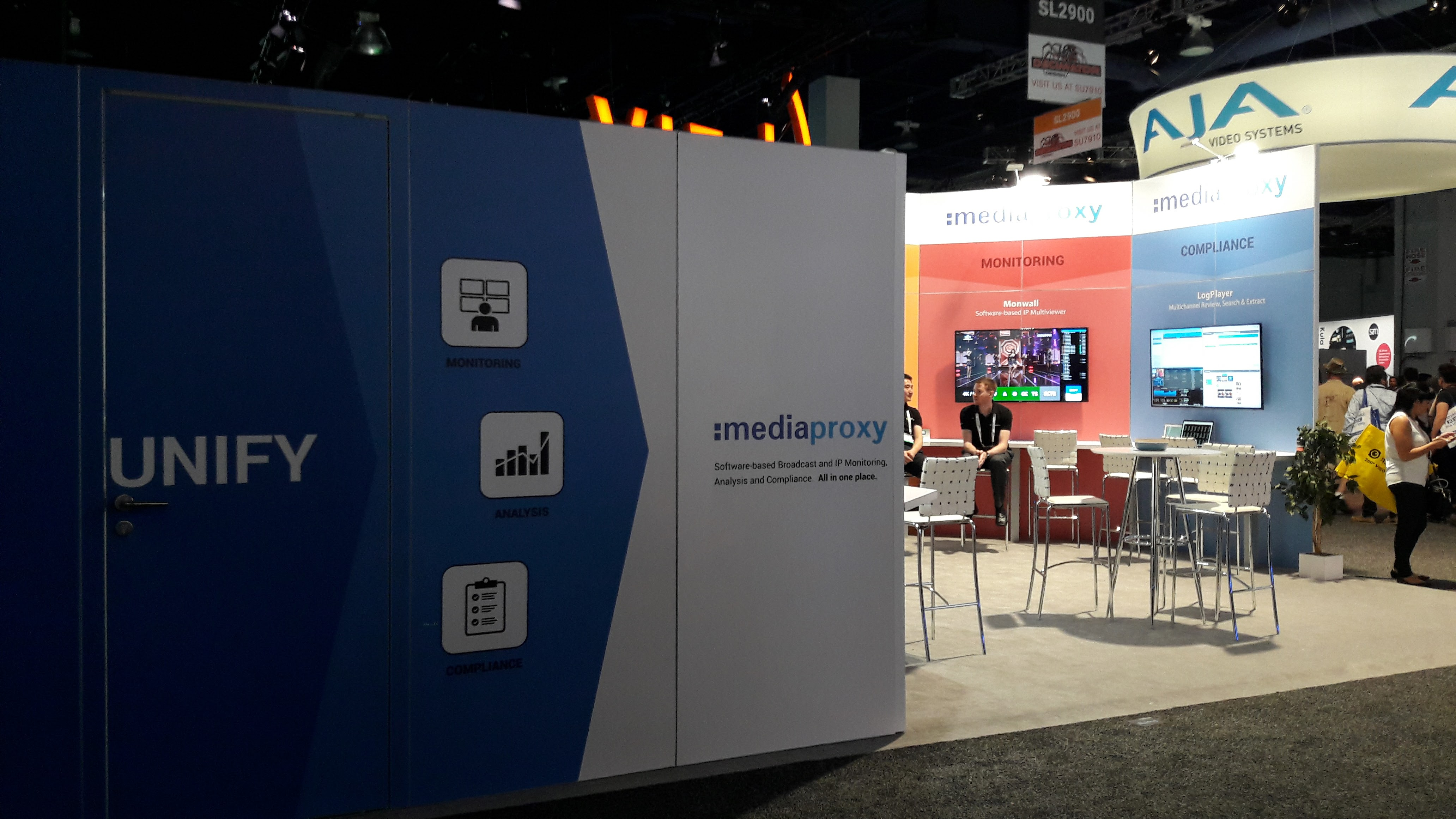 NAB Show 2017_Mediaproxy_Stand Image_1