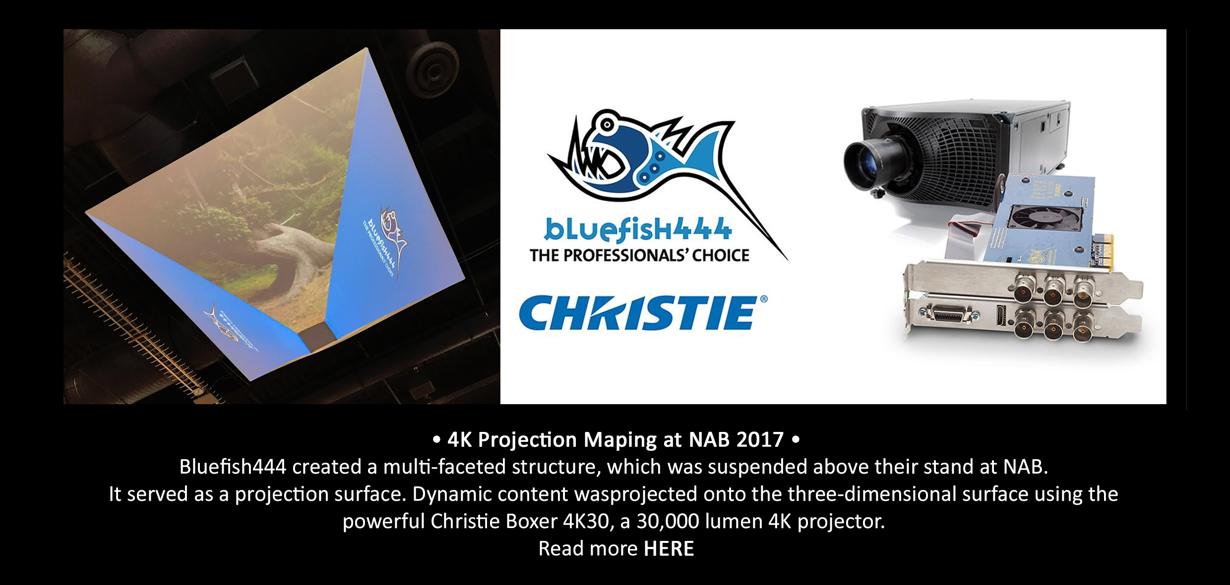 Post NAB 2017_Bluefish444 News_Christie Digital Projection