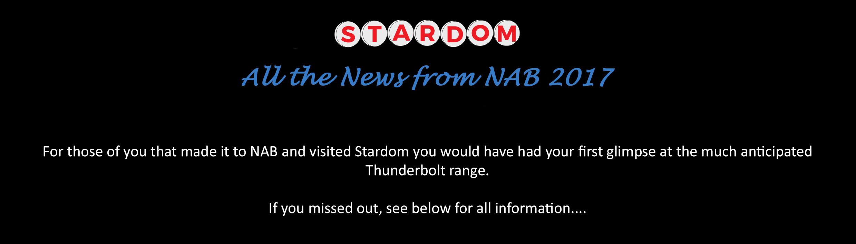 Post NAB 2017 News_Cost Effective RAID Storage Solutions_Stardom