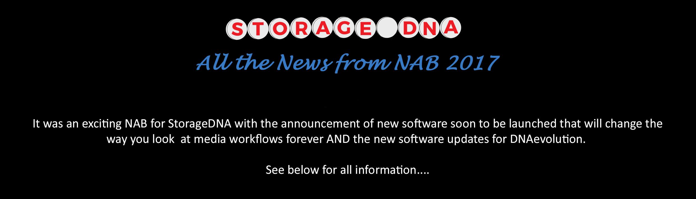 Post NAB 2017 News_Revolutionary Storage Architecture from StorageDNA