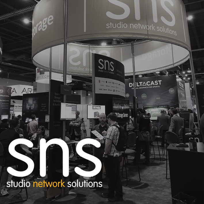What To See At IBC 2018_Studio Network Solutions (SNS)_Shared Storage Solutions