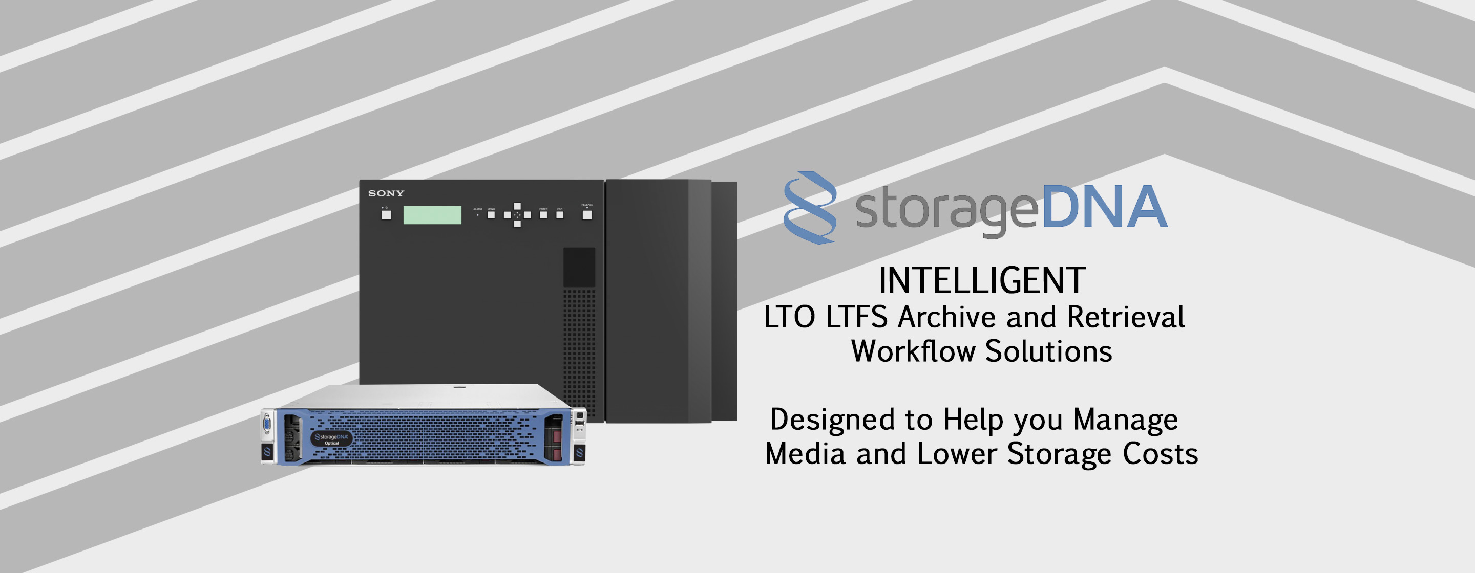 StorageDNA LTO Archiving Solutions