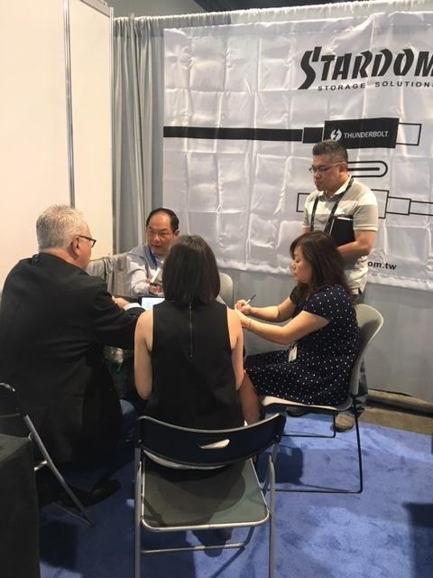 NAB Show 2017_Stardom_Team Meeting