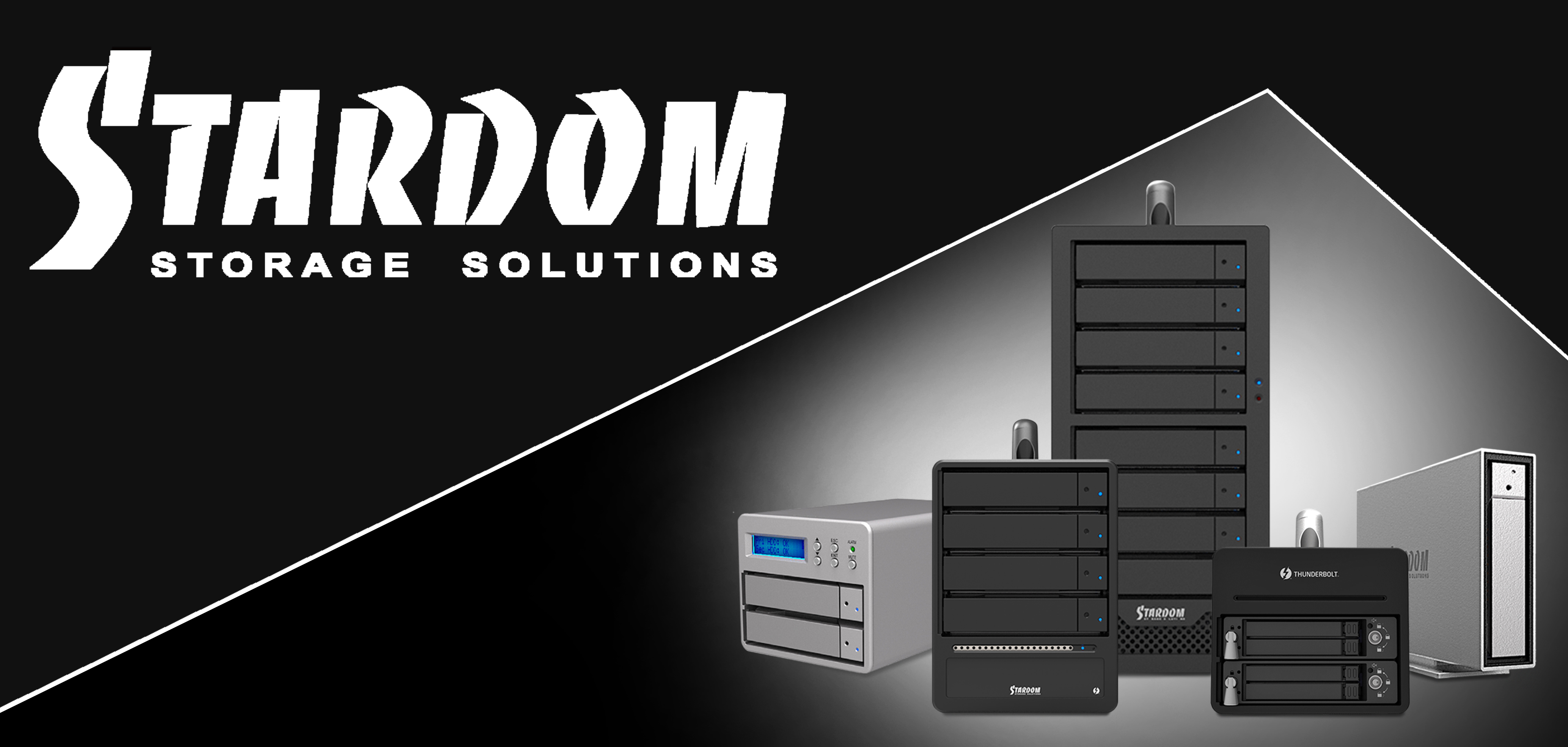 Stardom Products_Cost Effective RAID Storage