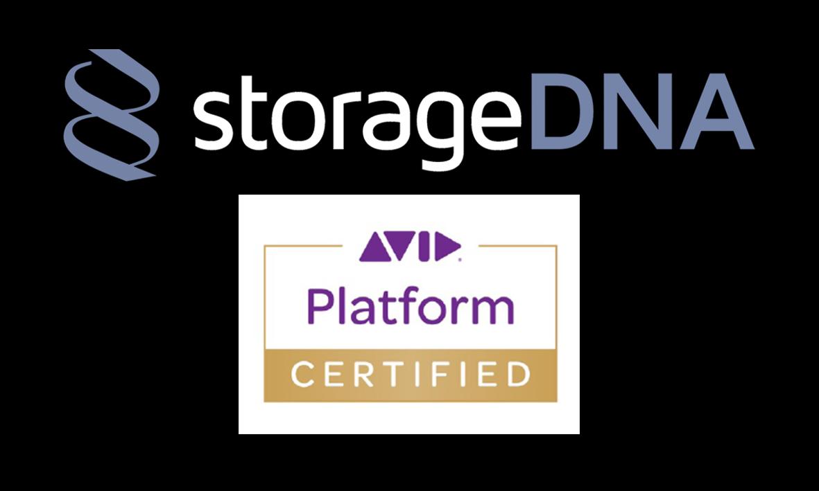 StorageDNA_AVID Platform Certified
