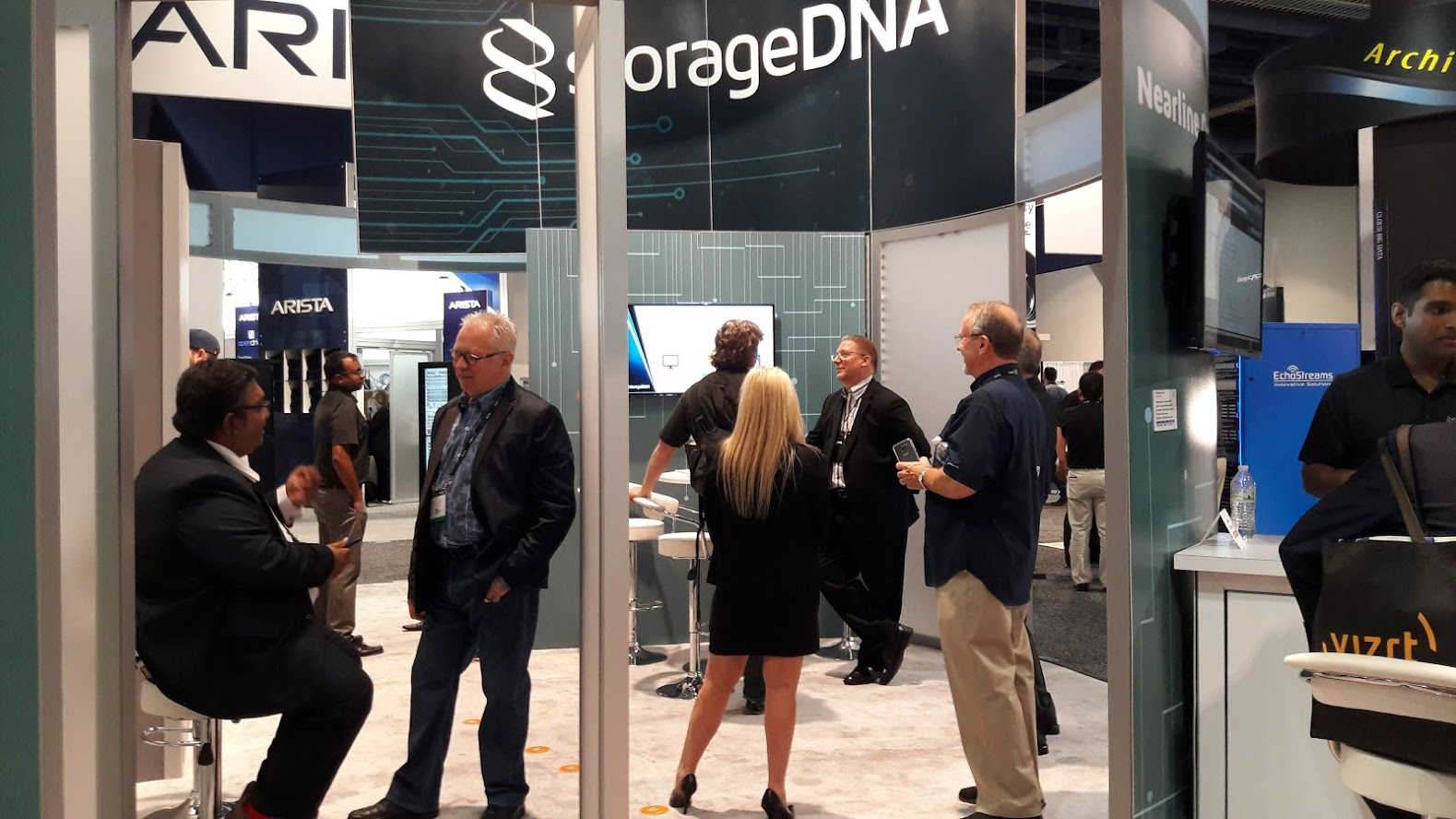 StorageDNA_NAB 2017_Stand Image_1