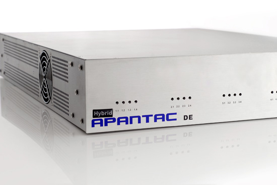 Combine Computer Signals with DVI Multiviewers from Apantac